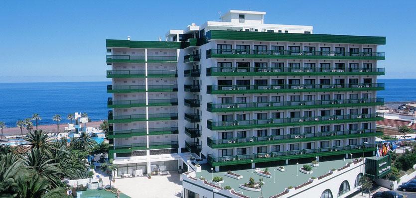 Hotel sol puerto de la cruz tenerife desde 61 puerto de - Vuelo mas hotel puerto de la cruz ...