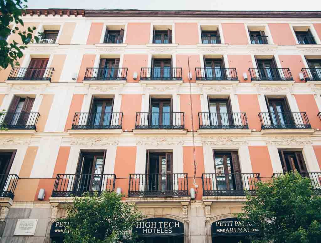 39 hoteles románticos en Madrid,España. Hoteles en B the travel brand