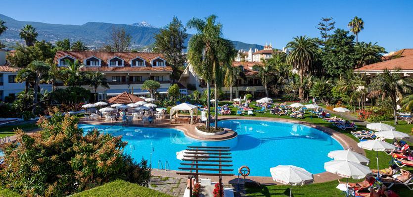 11 Hoteles Con Todo Incluído En Puerto De La Cruzespaña Hoteles En
