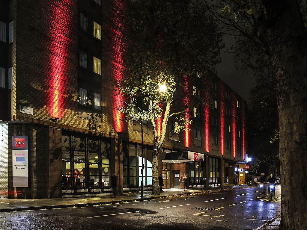 Hotel Ibis St Pancras Londres