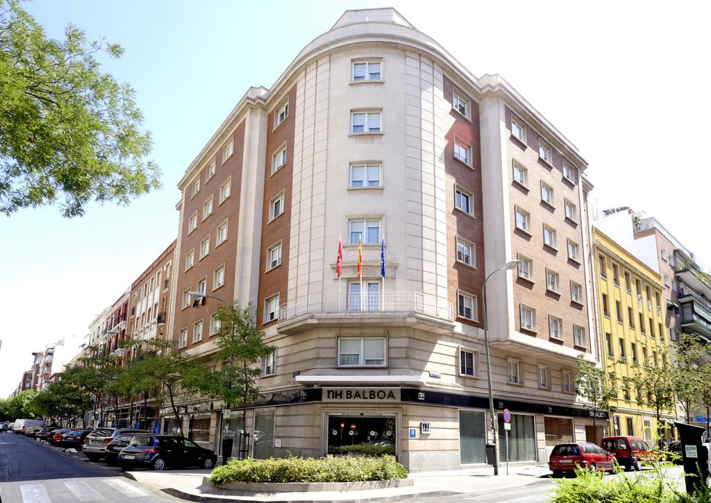 Hotel NH Madrid Balboa