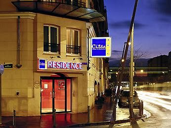 Hotel appart city saint maurice desde 63 saint maurice for Appart hotel maison alfort