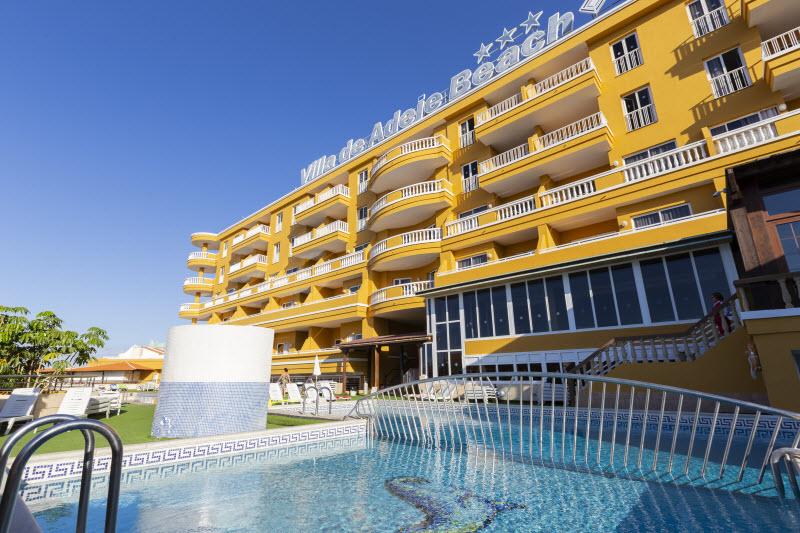 13 Hoteles Con Todo Incluído En Adejeespaña Hoteles En B The