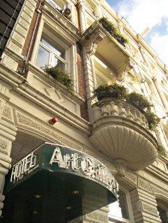 Art Gallery Hotel Bv -