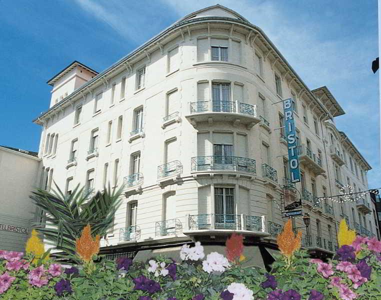 Inter hotel bristol aix les bains for Appart hotel aix les bains