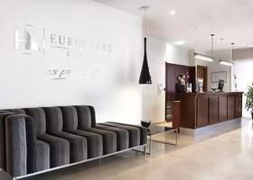 Eurostars Plaza Delicias