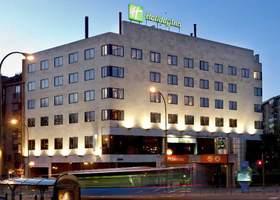 Holiday Inn Madrid Pirámides