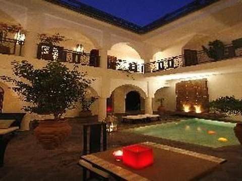 Riad Jardin Des Reves