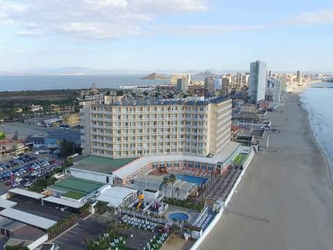 Hotel&Spa Entremares - TermasCarthaginesas