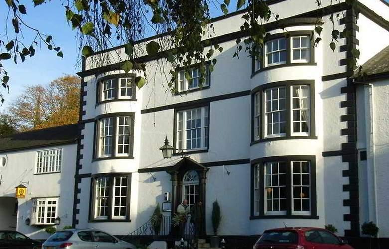 Donington Manor - Hotel - 0