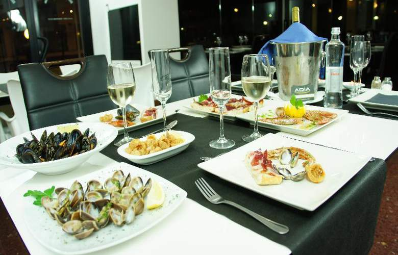 Adia Cunit Playa - Restaurant - 15