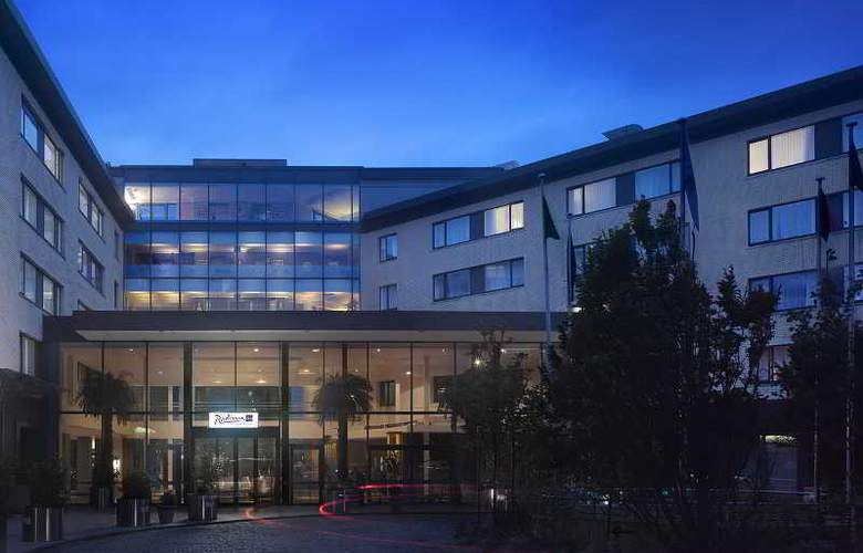 Radisson Blu Hotel & Spa Galway - General - 4