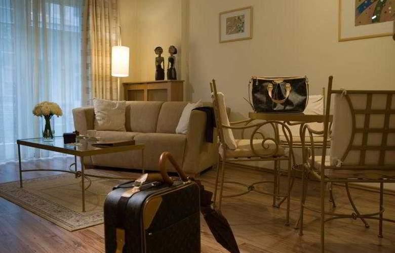 Mamaison Residence Izabella Budapest - Room - 5