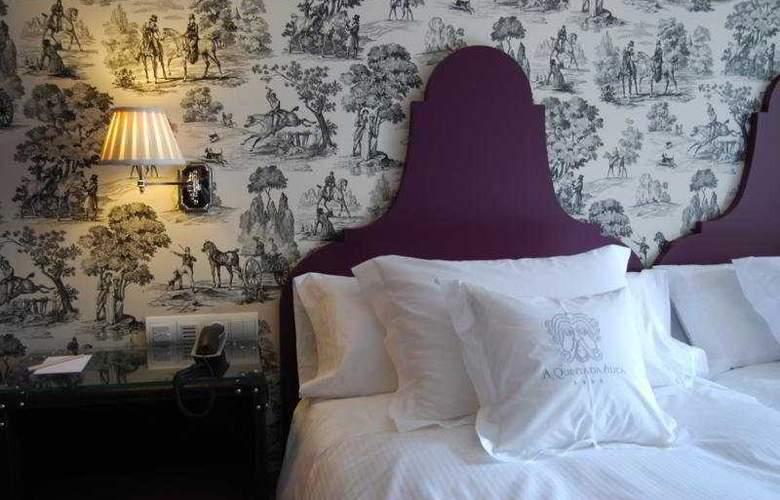 Hotel Spa Relais & Châteaux A Quinta da Auga - Room - 5