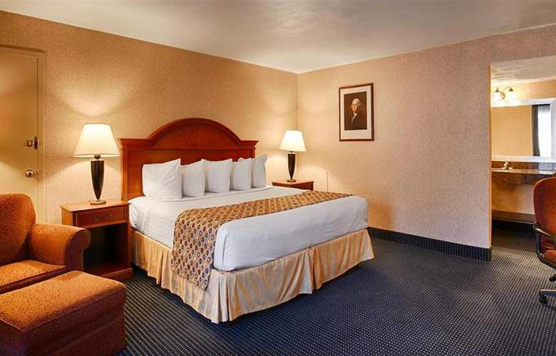 Best Western Pentagon Hotel - Reagan Airport - Room - 52