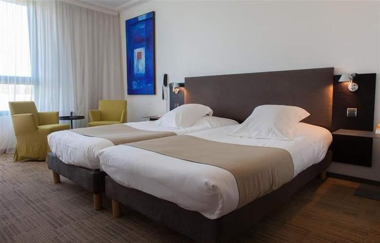 Masqhotel La Rochelle - Room - 16