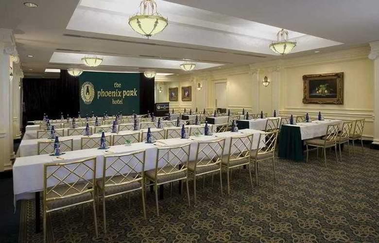 Phoenix Park Hotel - Conference - 3