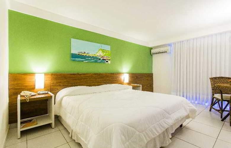 Porto Suites Natal - Room - 6