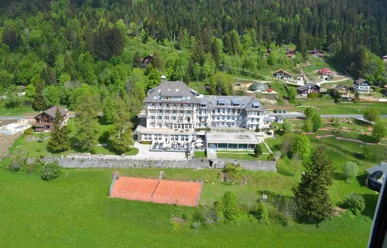Grand Hotel Des Rasses - Hotel - 6
