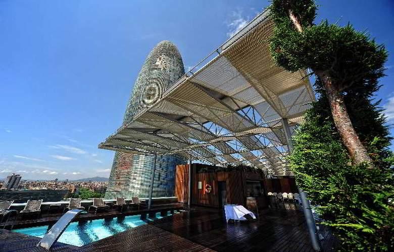 The Gates Diagonal Barcelona - Terrace - 13