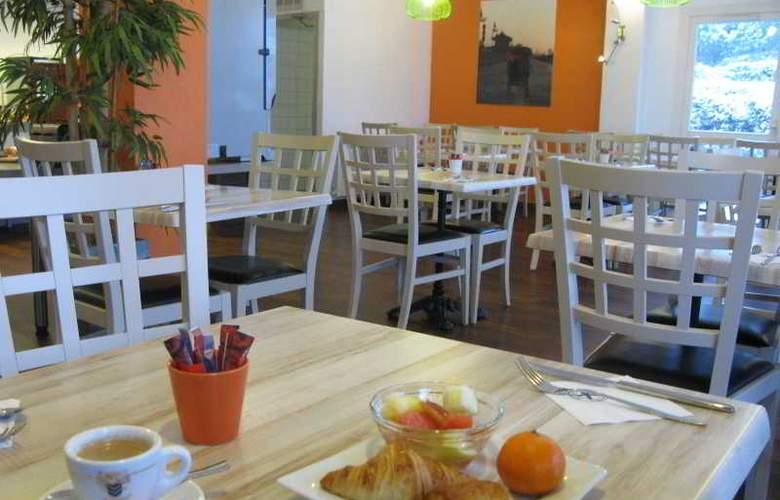 INTER-HOTEL LYON NORD - Restaurant - 15