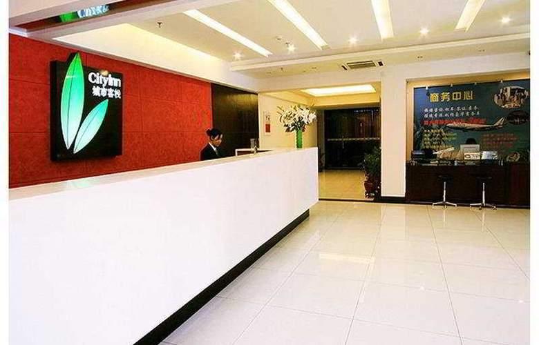 City Inn Shangbu South Road - General - 1