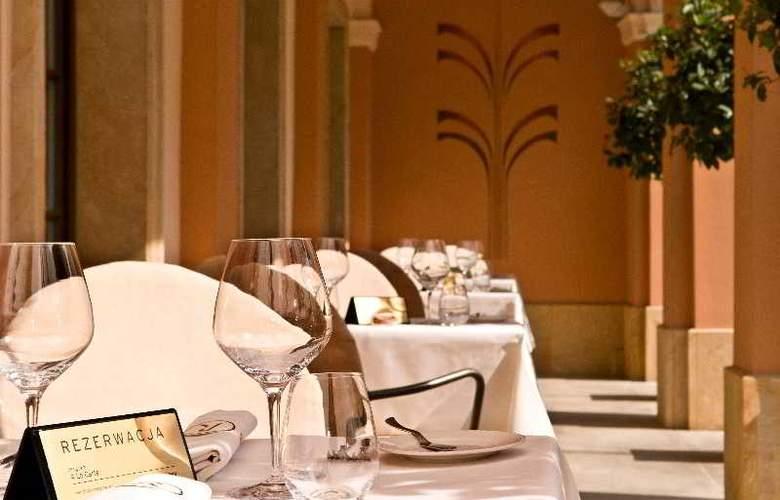 Mamaison Hotel Le Regina Warsaw - Restaurant - 16