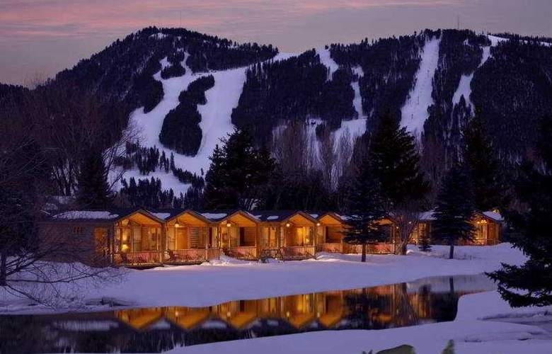 Rustic Inn at Jackson Hole - General - 2