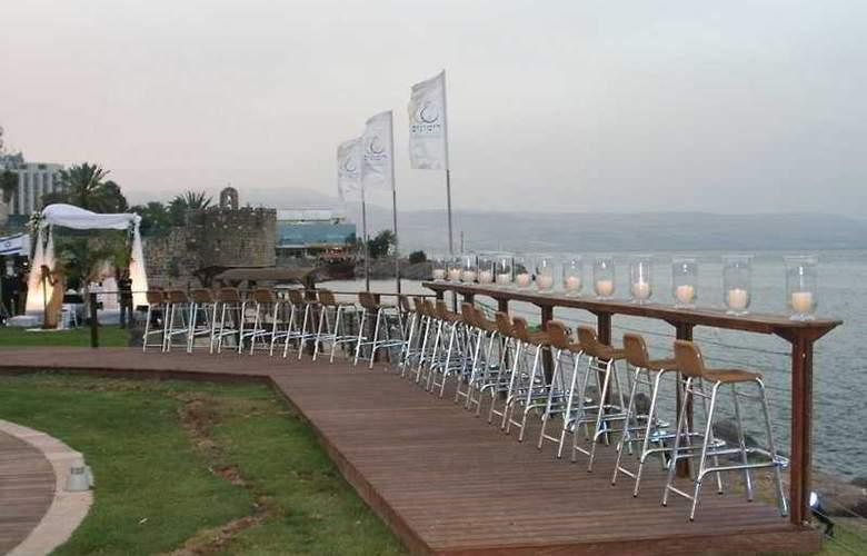 The Rimonim Galei Kinneret - Terrace - 4