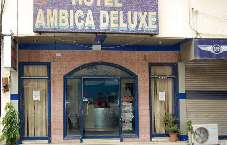 Ambica Deluxe - Hotel - 0