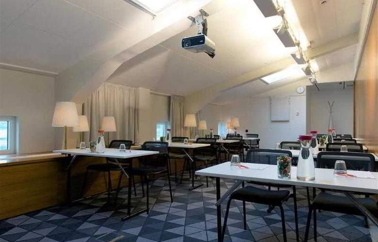 Best Western Plus Sthlm Bromma - Hotel - 29