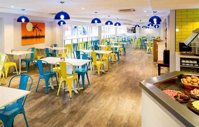 Ibis Styles London Excel Hotel - Restaurant - 28
