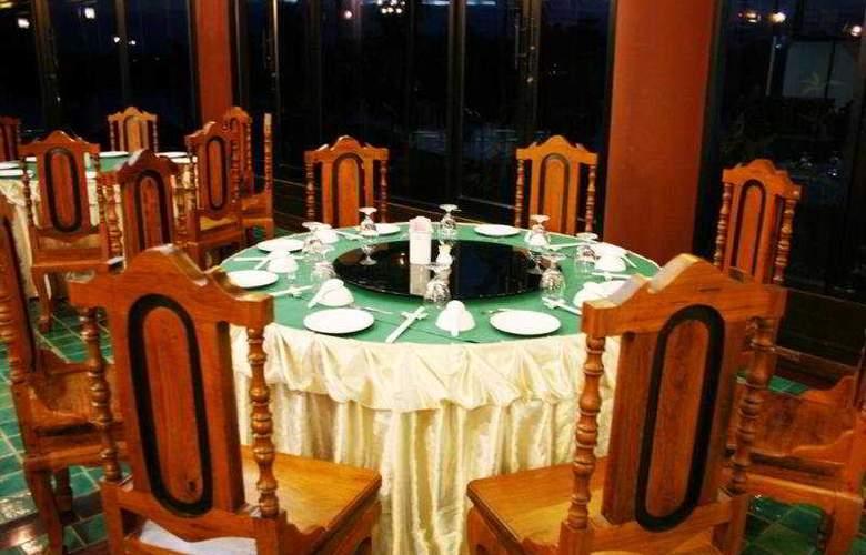 Water Land Golf Resort & Spa Phitsanulok - Restaurant - 5