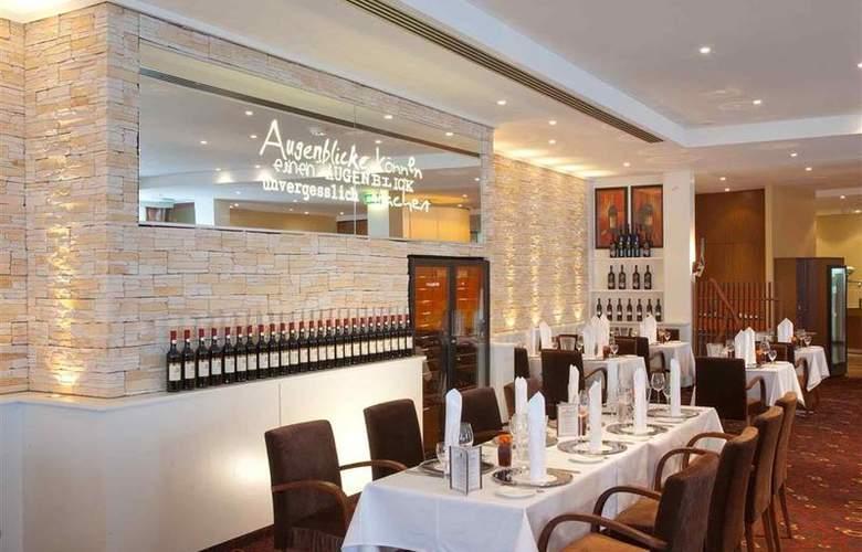 Mercure Hotel Krefeld - Restaurant - 43