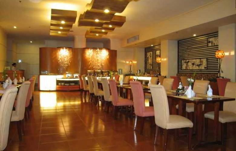 The Bellavista Hotel - Restaurant - 10