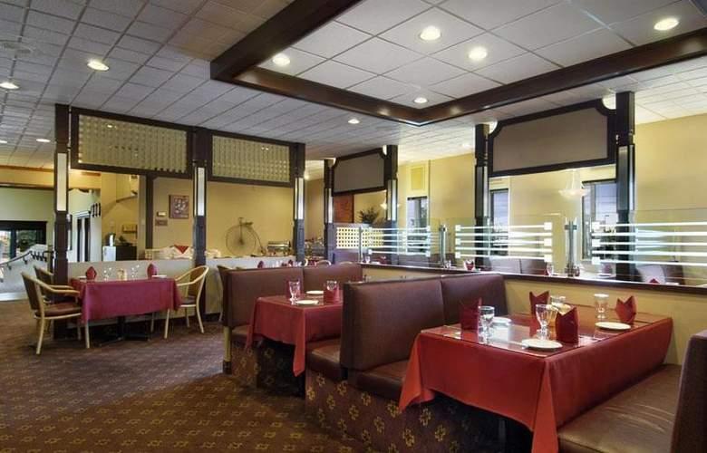 Coast West Edmonton Hotel & Conference Centre - Restaurant - 65