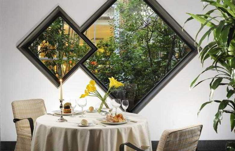 Grand Hotel Minerva - Restaurant - 8