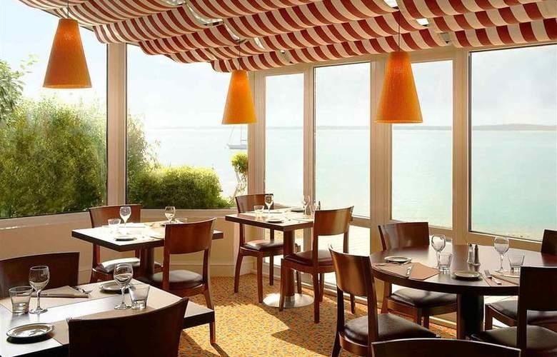 Novotel Thalassa Oleron St Trojan - Restaurant - 39