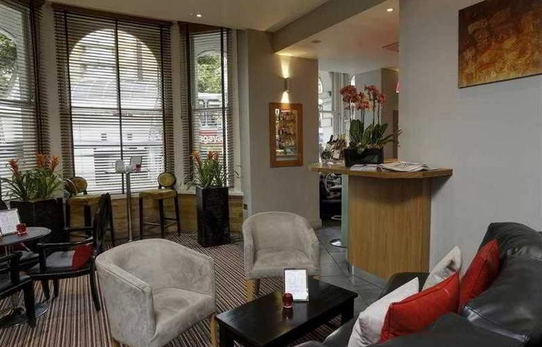 ibis Styles London Gloucester Road - Hotel - 11