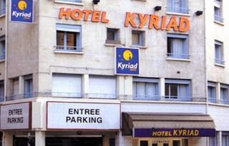 Kyriad Marseille Castellane - Hotel - 0