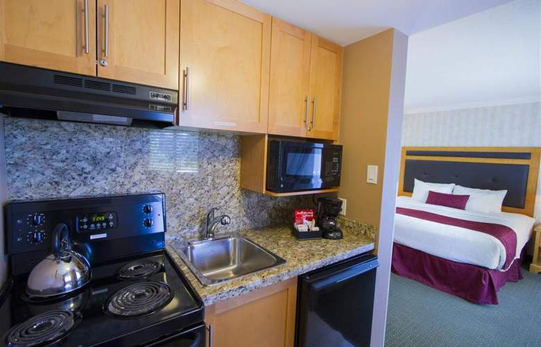 Best Western Plus Inner Harbour - Room - 158