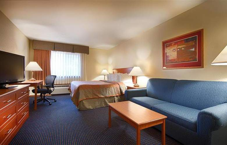 Best Western West Towne Suites - Room - 40