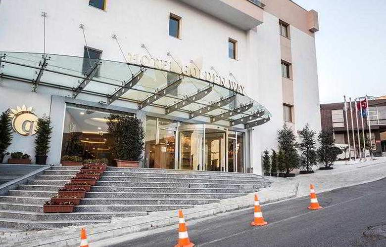Golden Way Hotel Giyimkent - Hotel - 6