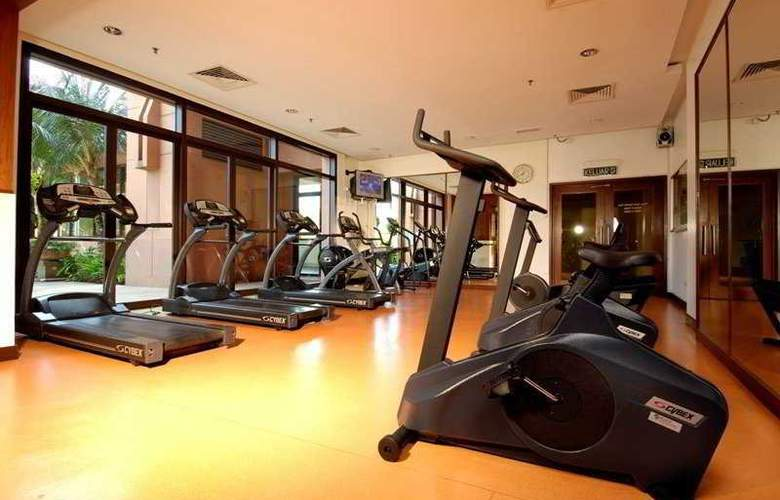 Berjaya Times Square Hotel Kuala Lumpur - Sport - 7