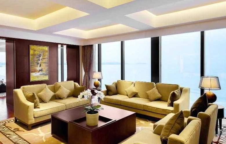 Sheraton Golden Beach Resort Yantai - Room - 61