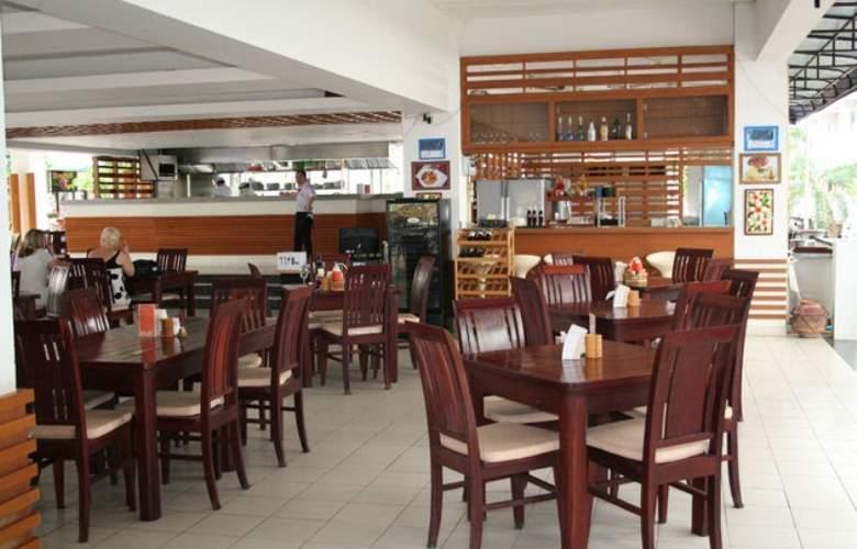 Jomtien Plaza Residence Pattaya - Restaurant - 12