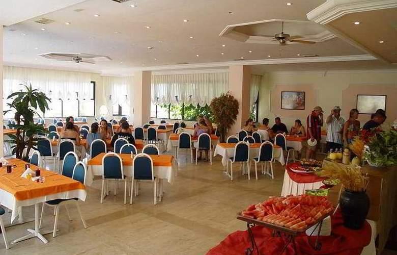 Sesin Hotel - Restaurant - 8