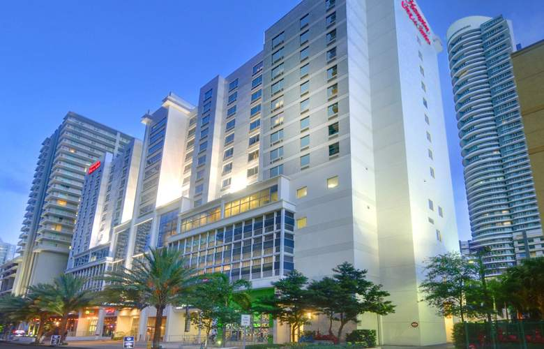 Hampton Inn and Suites Miami Brickell Downtown - Hotel - 0