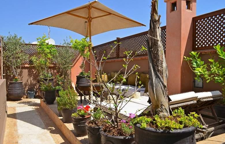 Riad Dar Zaman - Terrace - 10