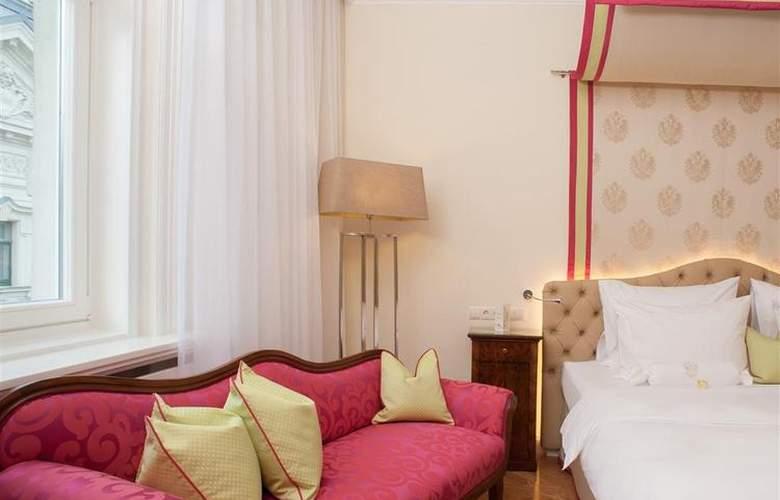 Kaiserhof Wien - Room - 96